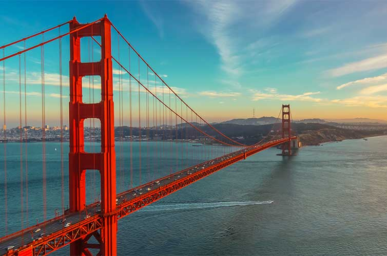san francisco getaways