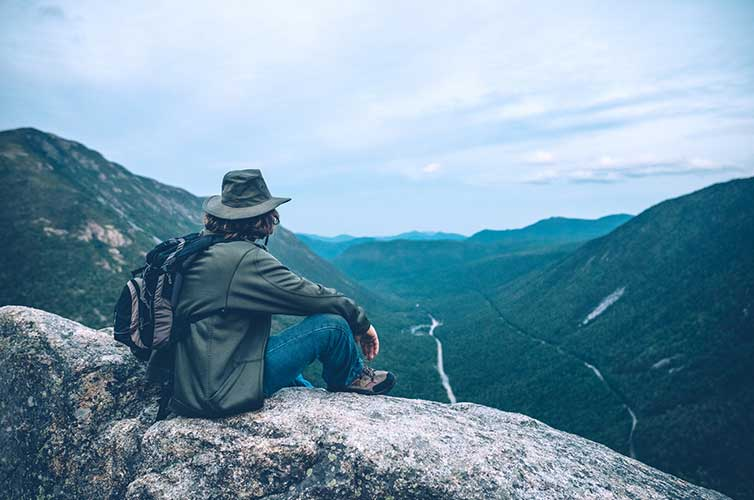 best backpacking new england