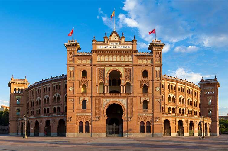 Madrid bullfighting free