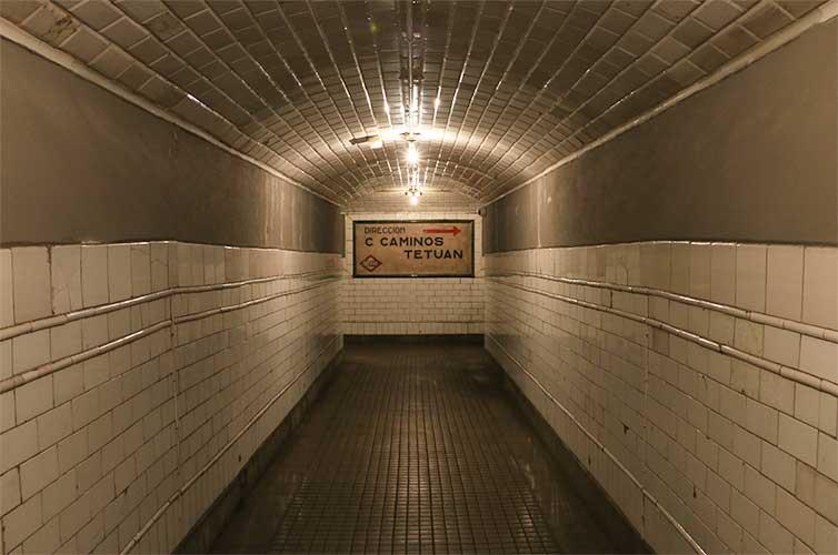 Free metro museum