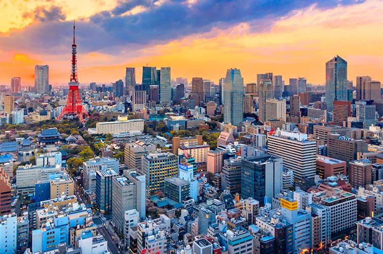 Tokyo Personality
