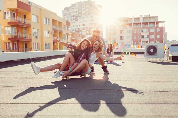 summer vacation hostel