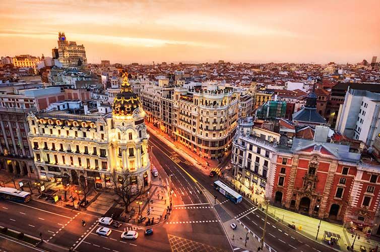barcelona to madrid