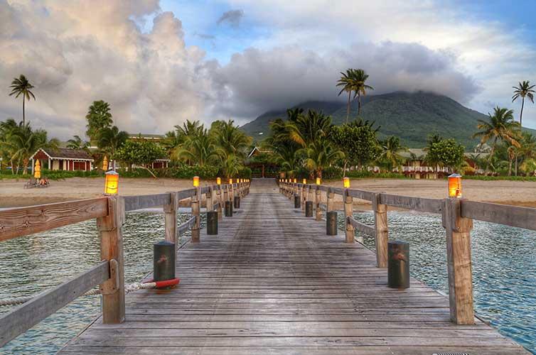 secret beaches caribbean