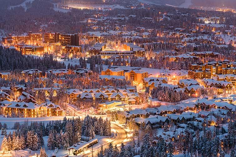 best colorado winter destinations