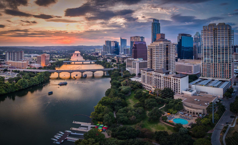 austin-texas-skyline-sunset