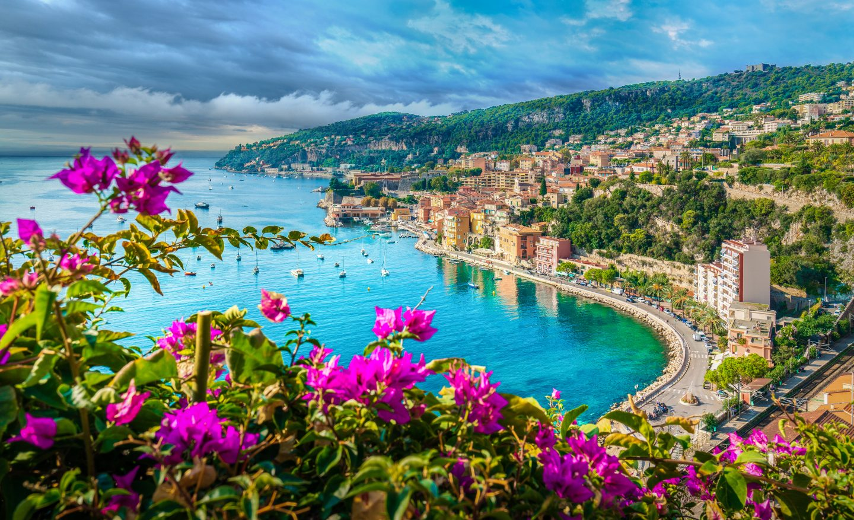 best places to visit france